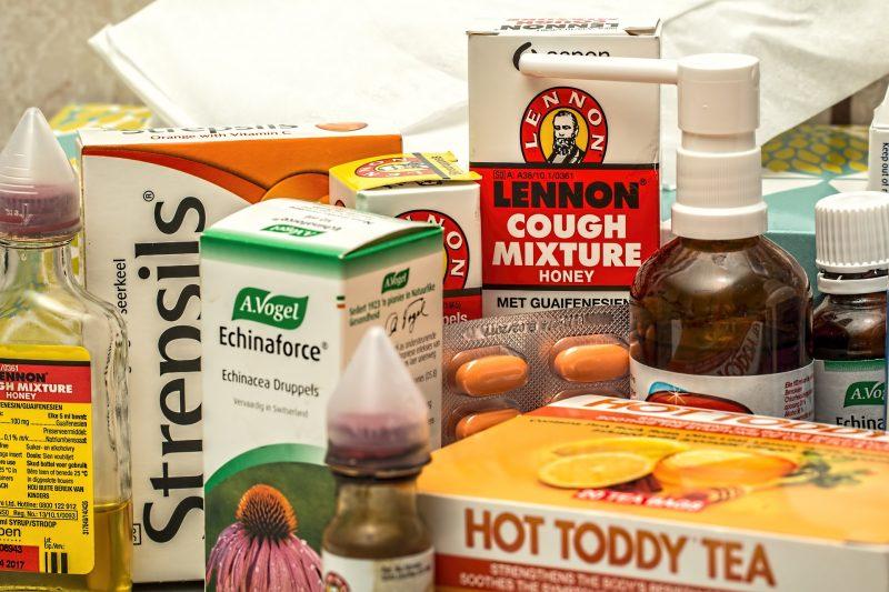 Grippe von stevepb (CC0)