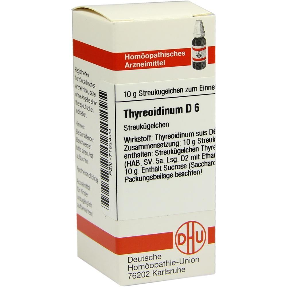 Thyreoidinum